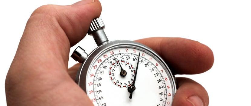 Em quanto tempo seu site carrega?