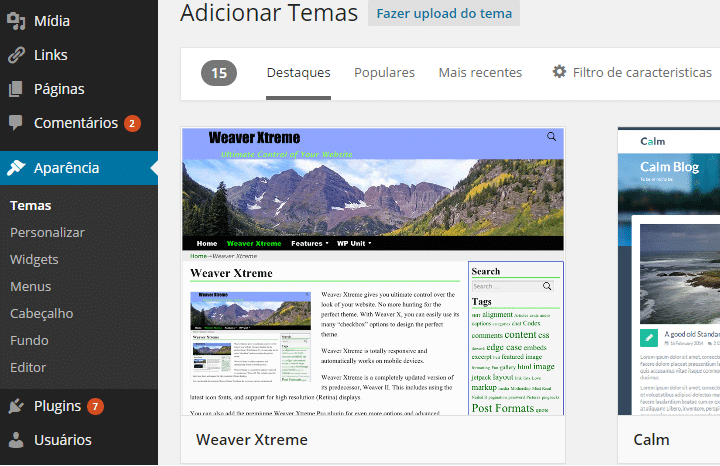 adicionando-tema-no-wordpress
