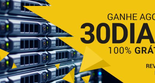 30 Dias Grátis! Aproveite agora os novos planos de Revenda de Hospedagem Linux! Mais espaço em disco, Painel cPanel, Domínio Grátis, Criador de Sites Grátis, Instalador de Apps e outras vantagens!