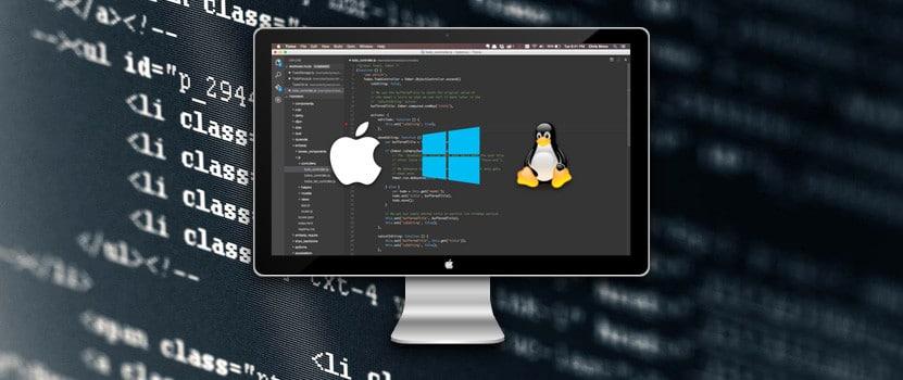 Microsoft lança Code, um editor de código grátis com suporte para Linux e Mac OS