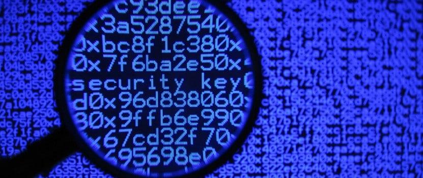Como implantar uma senha criptografada para os meus arquivos?