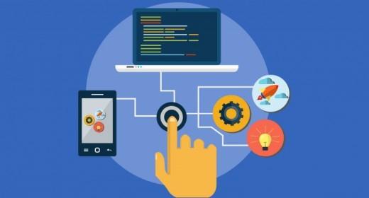 Site ensina funcionamento da internet, desenvolvimento front e backend de graça