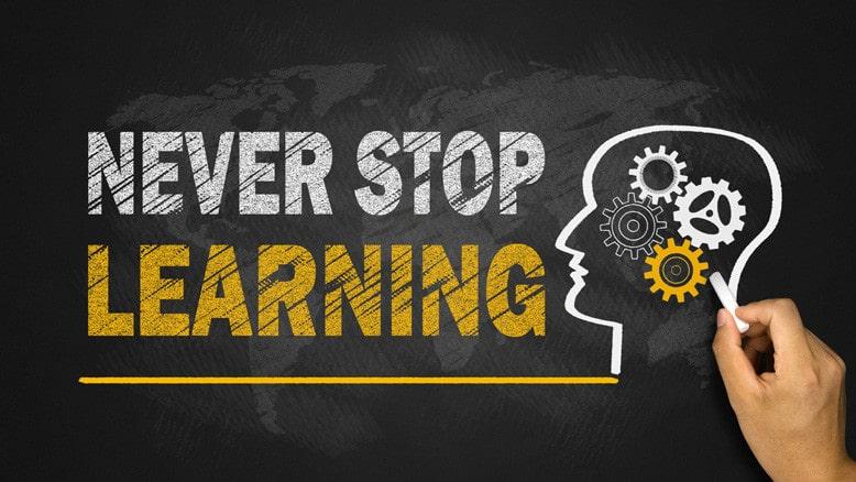 Não pare de aprender com os tutoriais de programação do site Always Learning