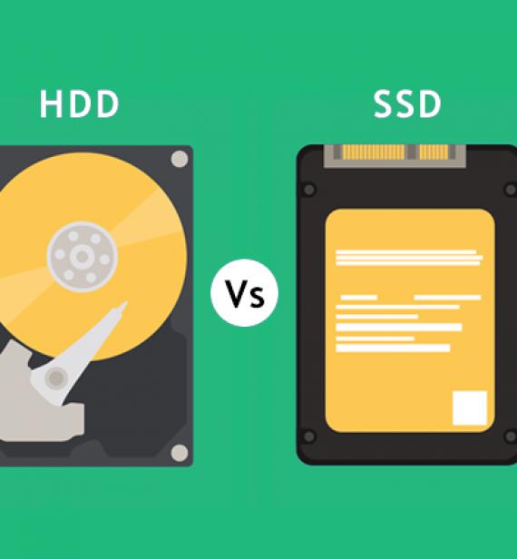 Hospedagem HDD versus Hospedagem SSD e por que a diferença é importante