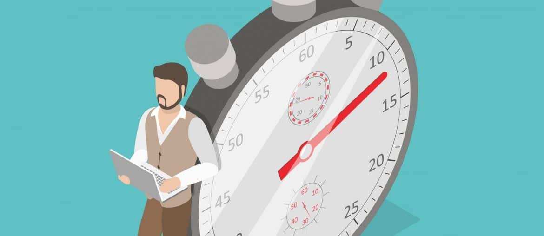 Gerenciamento de tempo para otimizar sua performance