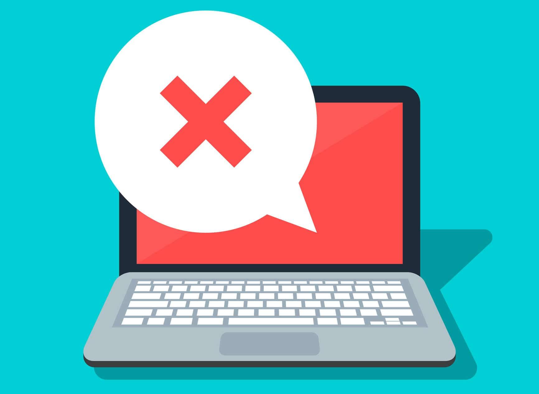 Páginas de erro: Saiba identificar e solucionar o problema