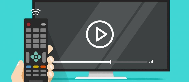serviço de streaming