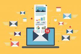 gerenciar e-mail