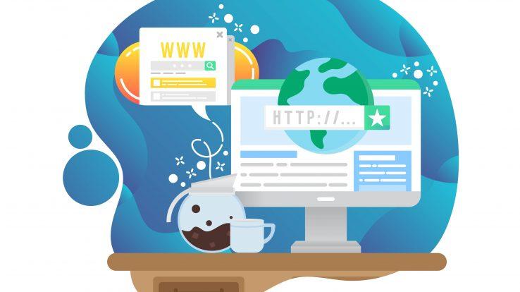 Como funciona o registro de um domínio na internet? Veja aqui!