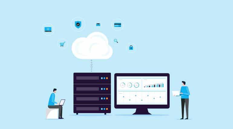 hospedagem cloud